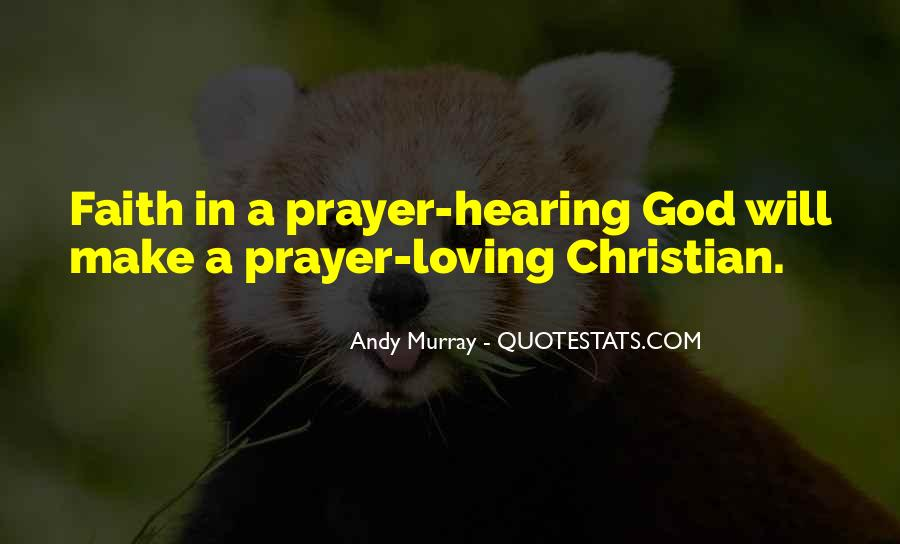 Quotes About Christian Faith #39310