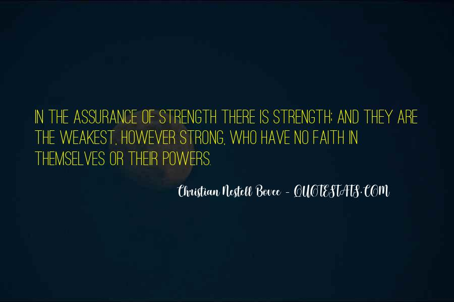 Quotes About Christian Faith #62412