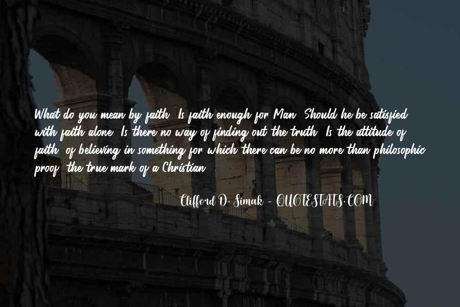 Quotes About Christian Faith #76023
