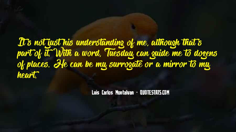 Quotes About Not Understanding Me #1451483