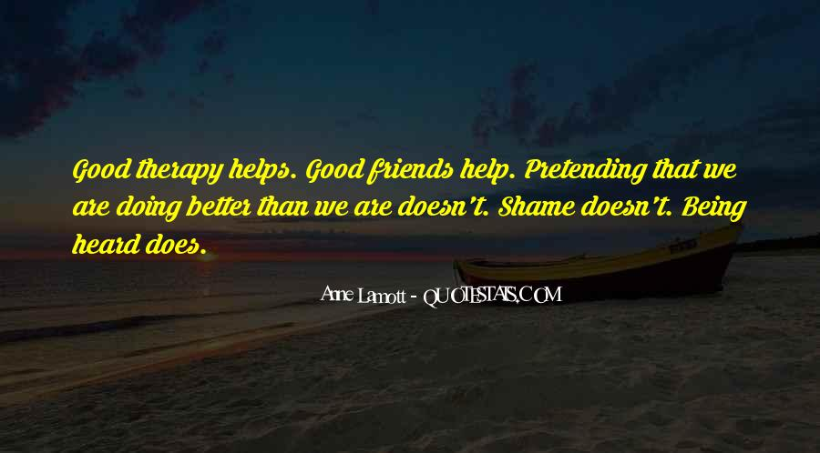 Quotes About Best Friends Helping Each Other #713889