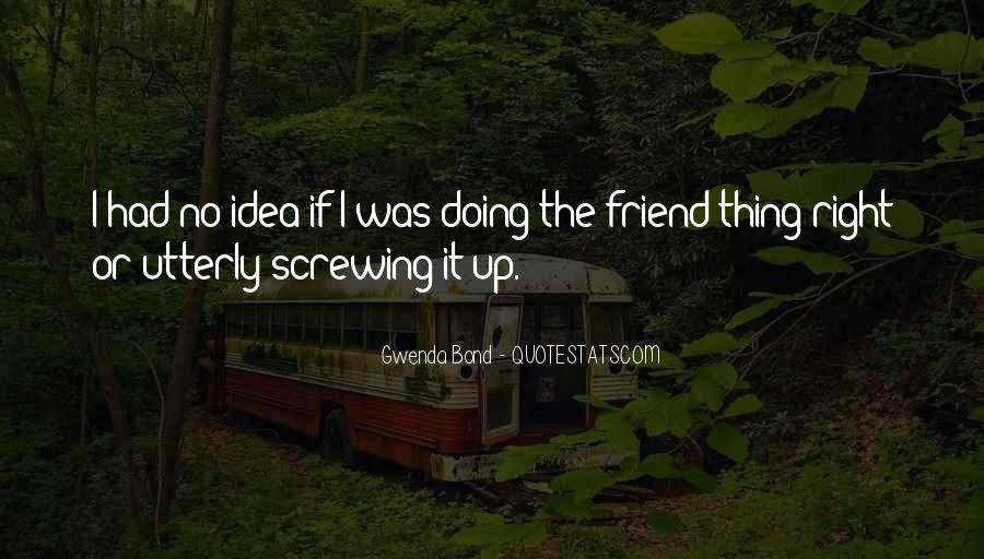 Quotes About Best Friends Helping Each Other #722540