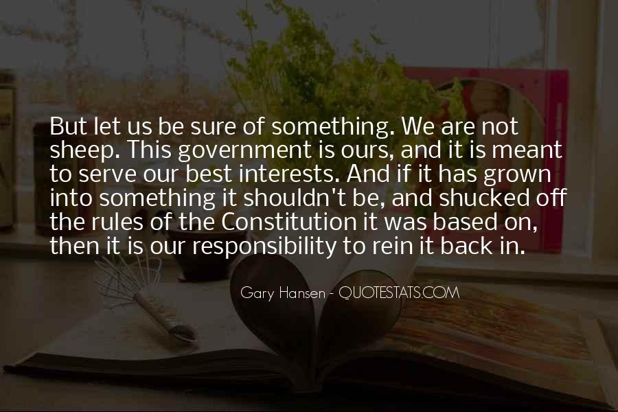 Quotes About We Are Not Meant To Be #834018