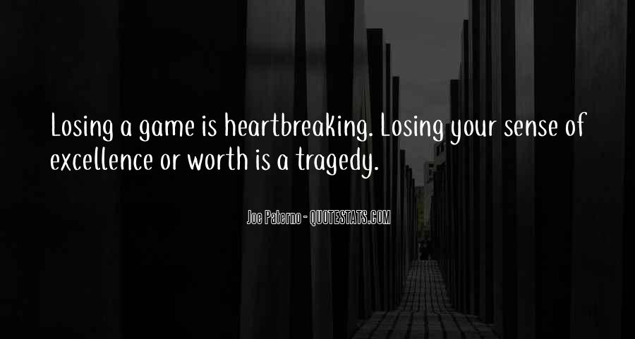 Quotes About Losing Your Sense Of Self #322447