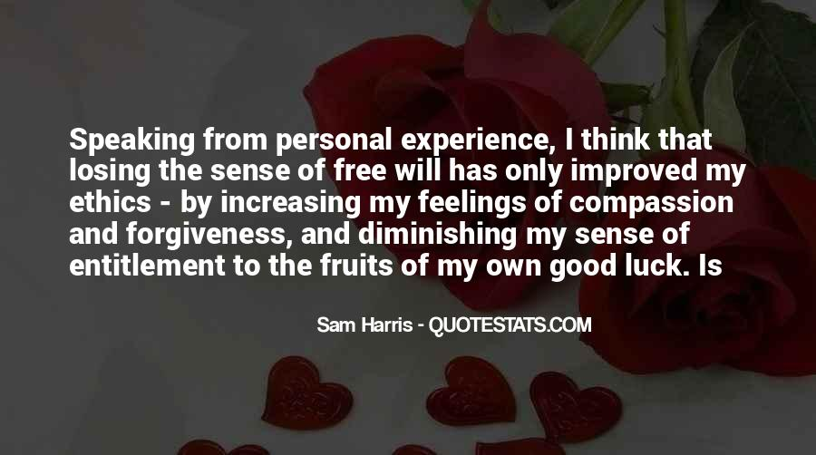 Quotes About Losing Your Sense Of Self #432553