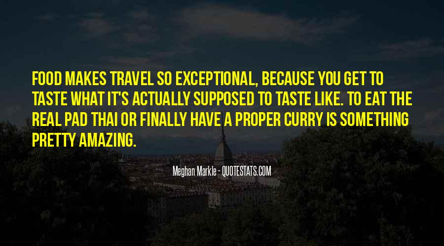 Quotes About Thai Food #1327093