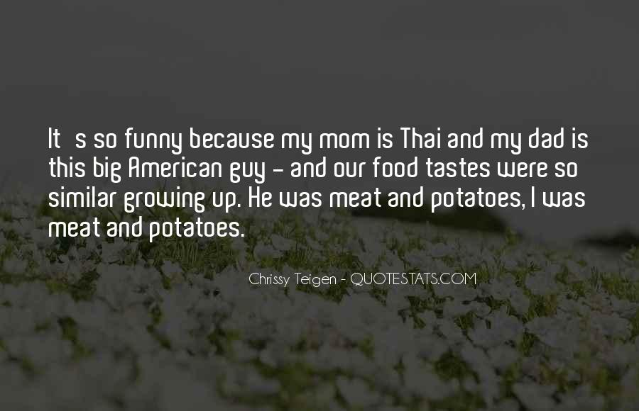 Quotes About Thai Food #154976