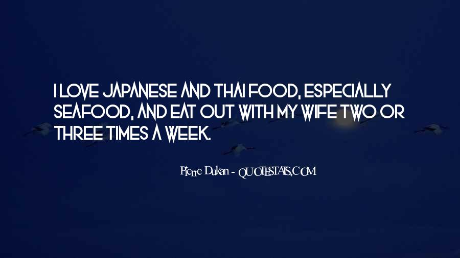 Quotes About Thai Food #1606274