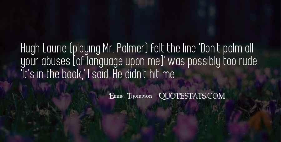 Quotes About Emma Jane Austen #1155563