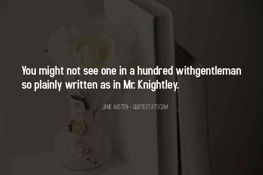 Quotes About Emma Jane Austen #294679