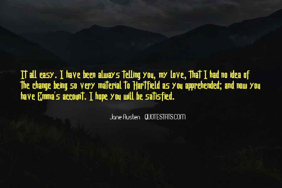 Quotes About Emma Jane Austen #322930