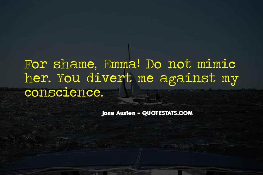 Quotes About Emma Jane Austen #717400