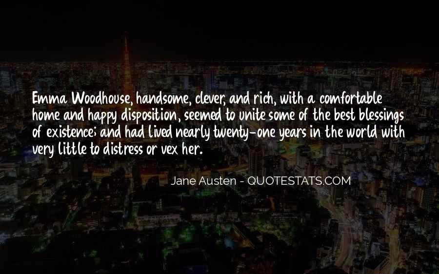 Quotes About Emma Jane Austen #889001