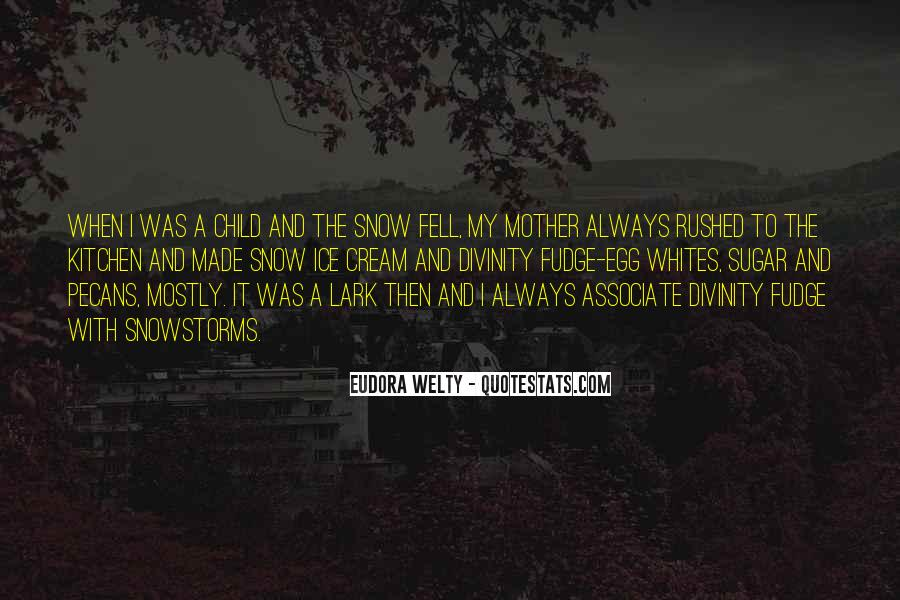 Quotes About Snowstorms #647022