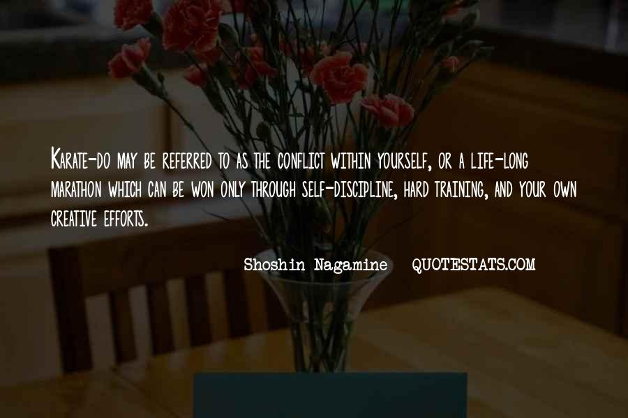 Quotes About Conflict Within Yourself #190829