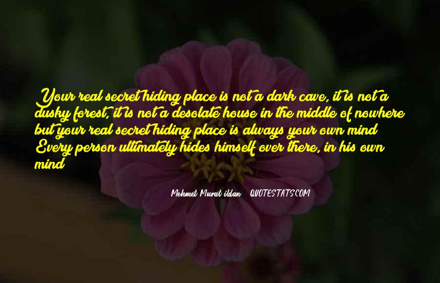 Quotes About Middle Of Nowhere #1281053