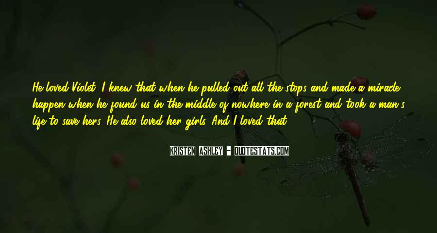Quotes About Middle Of Nowhere #1607393