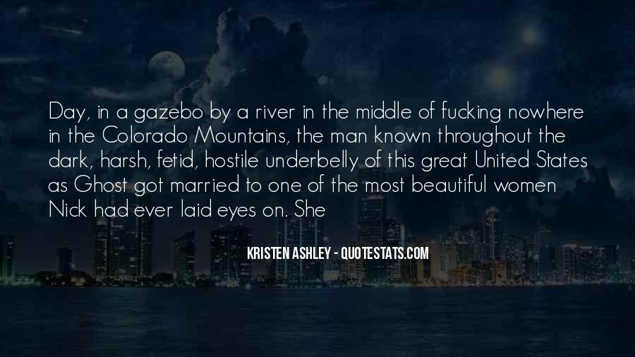 Quotes About Middle Of Nowhere #196020