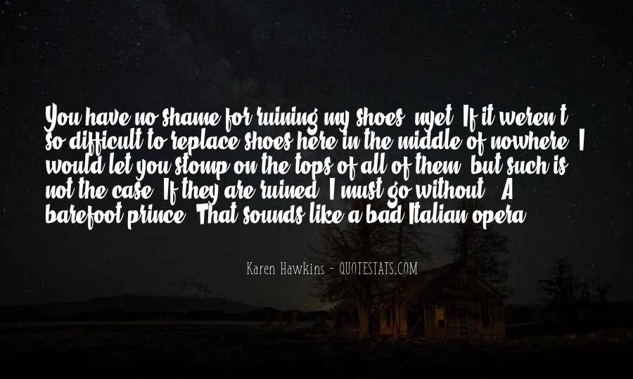 Quotes About Middle Of Nowhere #934032