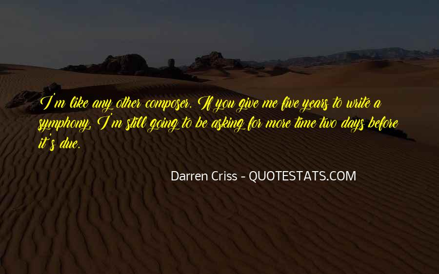 Quotes About Due Time #150886