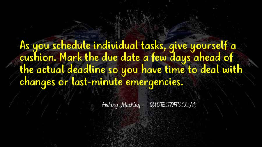 Quotes About Due Time #182388