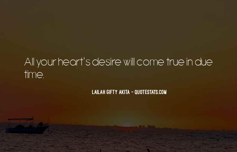 Quotes About Due Time #290655