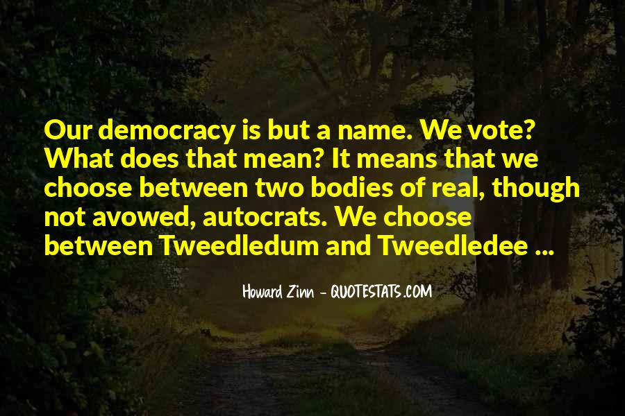 Quotes About Autocrats #1682