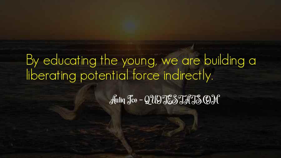 Quotes About Education And Liberation #1685111