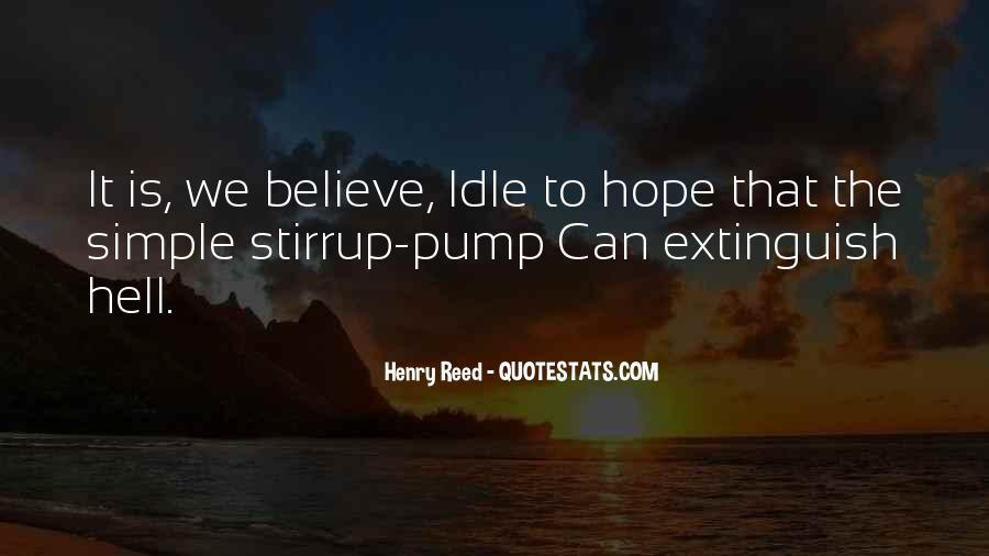 Quotes About Pumps #1045476
