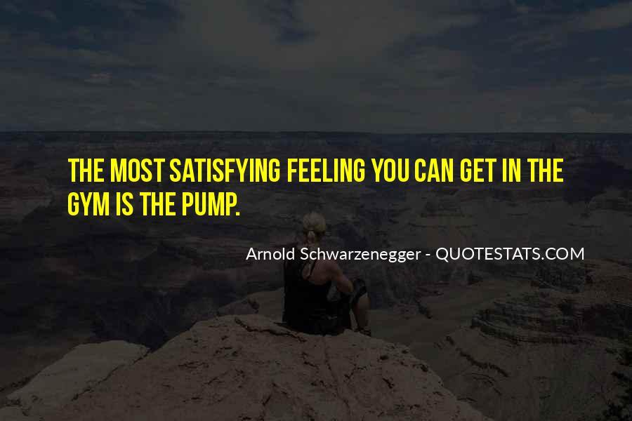 Quotes About Pumps #1050667