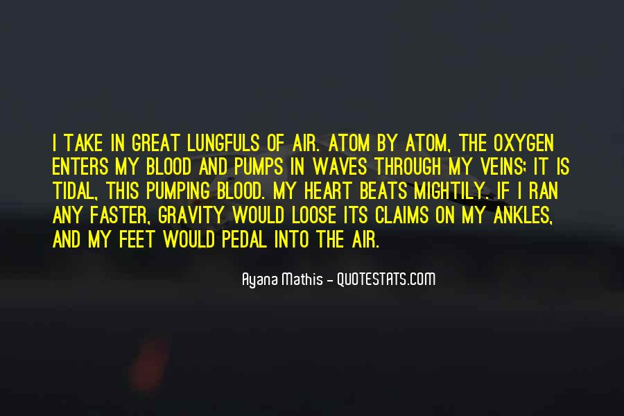 Quotes About Pumps #1106409
