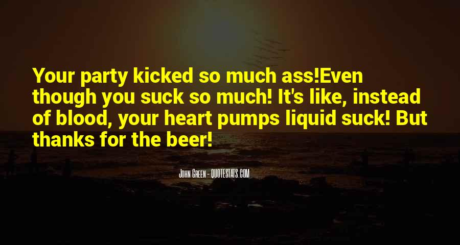 Quotes About Pumps #1118893