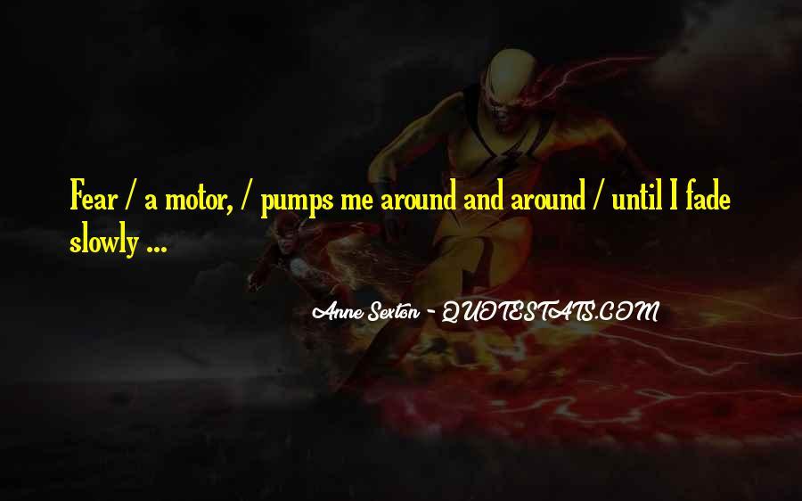 Quotes About Pumps #1322073