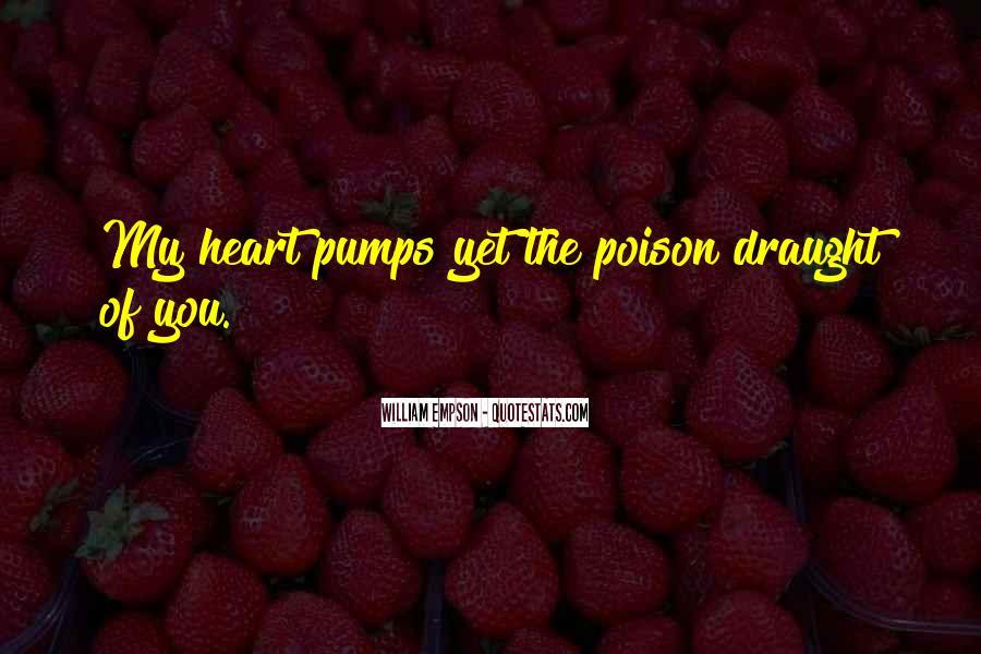 Quotes About Pumps #1491357