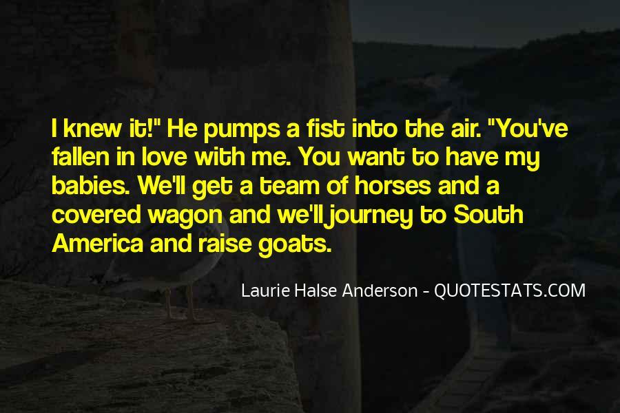 Quotes About Pumps #154733