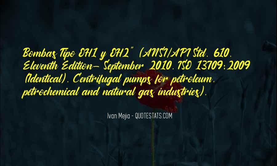 Quotes About Pumps #269309