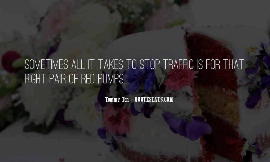 Quotes About Pumps #374904
