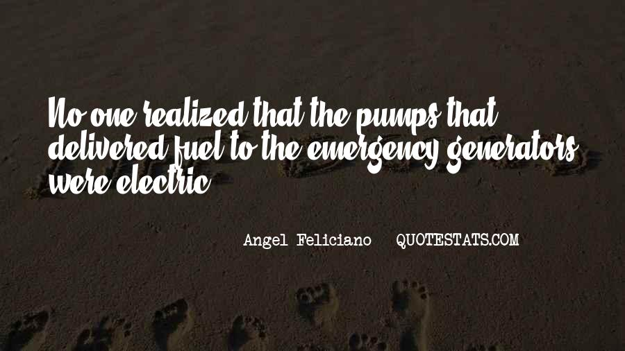 Quotes About Pumps #580648