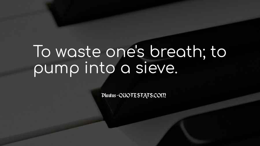 Quotes About Pumps #610396