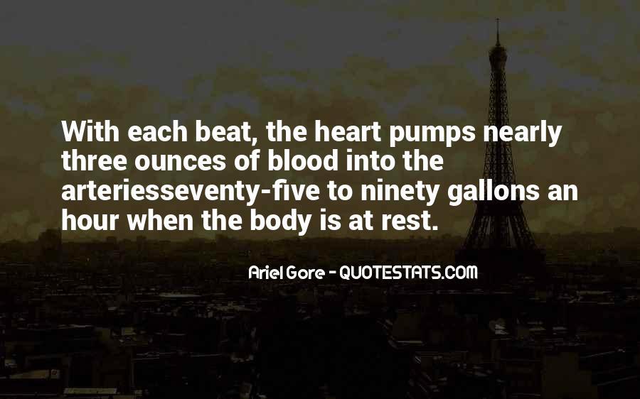 Quotes About Pumps #756272