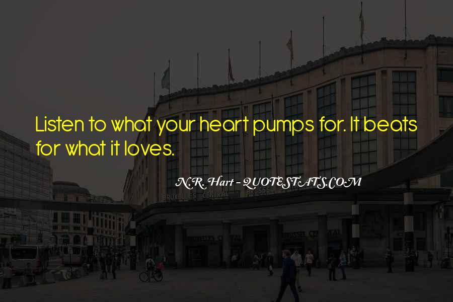 Quotes About Pumps #952261