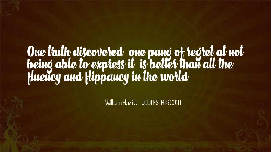 Quotes About Flippancy #1275200