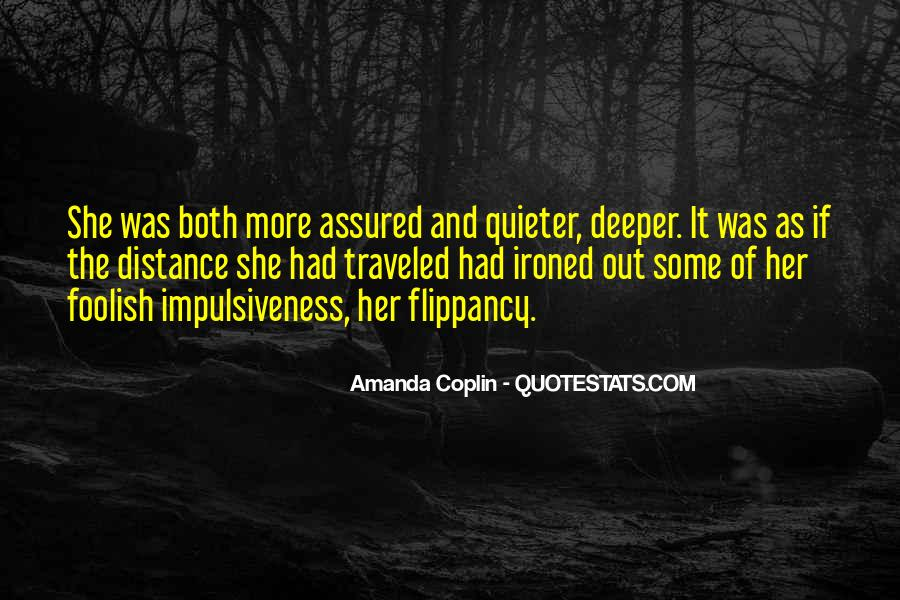 Quotes About Flippancy #2119
