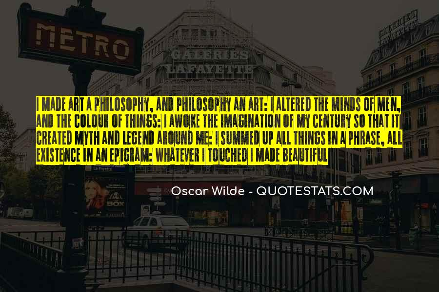 Quotes About Literature And Philosophy #1251607