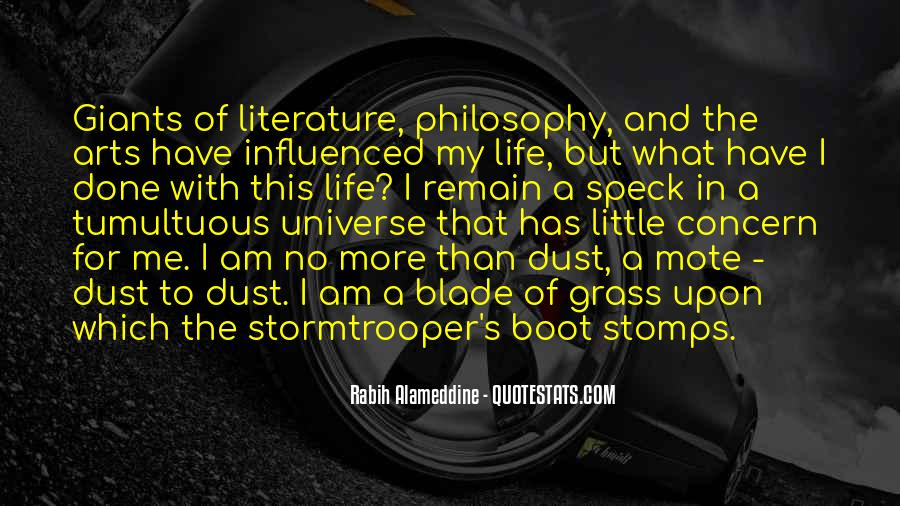 Quotes About Literature And Philosophy #1442927