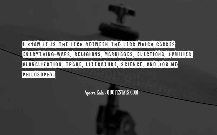 Quotes About Literature And Philosophy #1672852