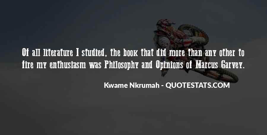 Quotes About Literature And Philosophy #1731232