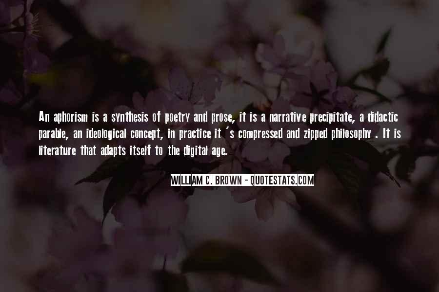 Quotes About Literature And Philosophy #251176