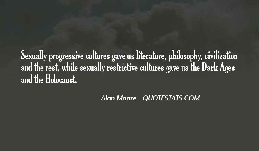 Quotes About Literature And Philosophy #841034