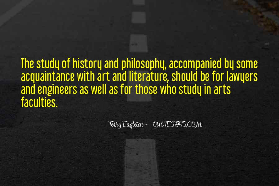 Quotes About Literature And Philosophy #844063